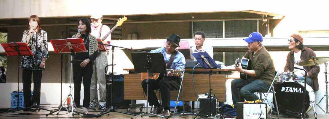 横浜商業文化祭2007