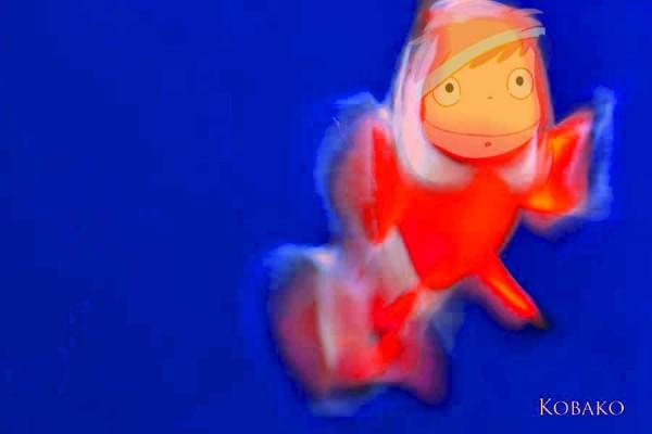 ポニョ魚2